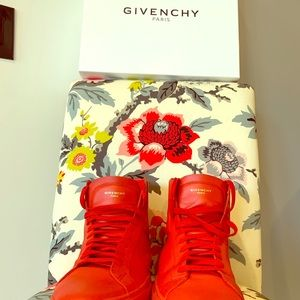 Givenchy authentic men's high tops